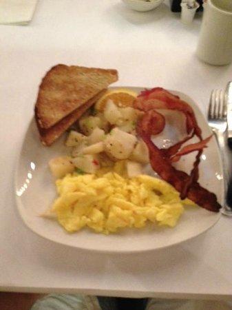 Oyster Bay Seafood LLC: Basic breakfast