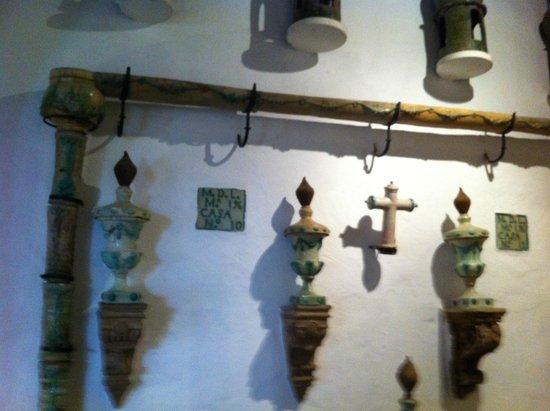 Museo de Artes y Costumbres Populares: canalones antiguos