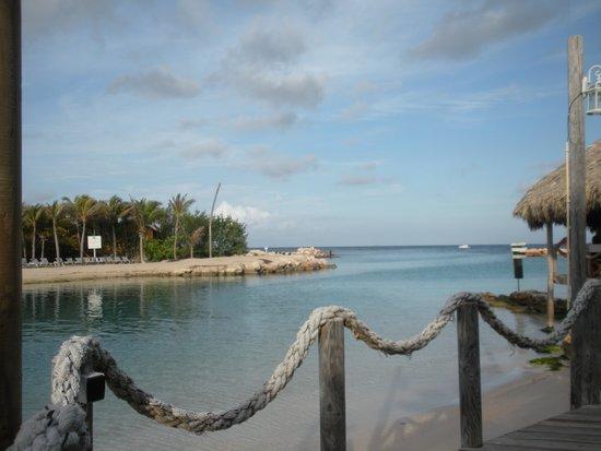 Lions Dive & Beach Resort Curacao: Breakfast room