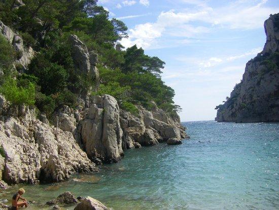 Cassis, Prancis: Calanque d'En-Vau