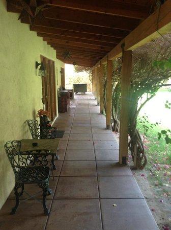 Casa Cody: Hallway