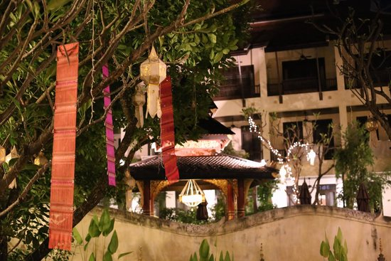 Puripunn Baby Grand Boutique Hotel: coutyard random pic