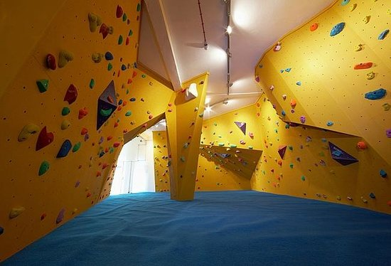 High Sports West 1 Climbing Centre