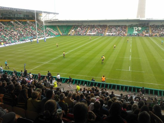 Franklin's Gardens (Northampton) - 2019 All You Need to Know Before You Go (with Photos) - Northampton, England | TripAdvisor