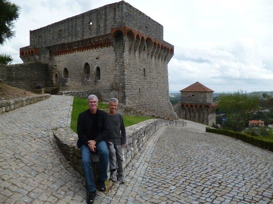 "Ourem, Portugal: Reaching the beautiful ""Castelo de Ourém"" in Portugal"