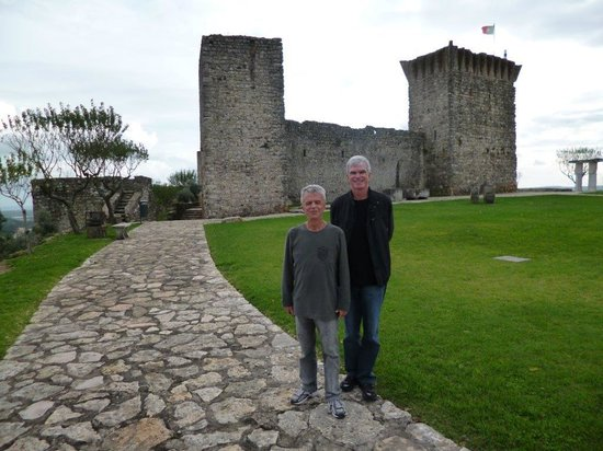 "Ourem, Portugal: At the ""Castelo de Ourém"" in Portugal"