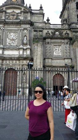 Laila Hotel CDMX: Metropolitan Cathedral