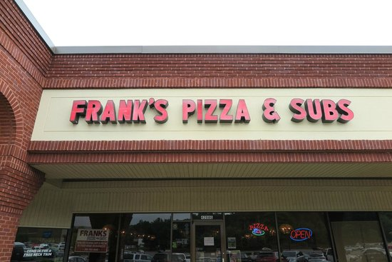 Franks Pizza And Subs