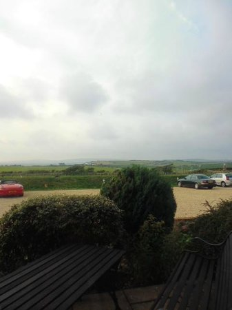 Chale Bay Farm : views