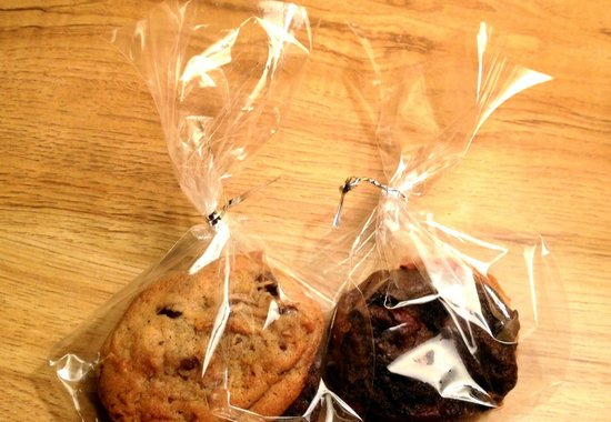 Best Western Colonel Butler Inn: Welcome cookies