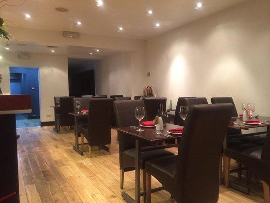Marston Green, UK: Restaurant