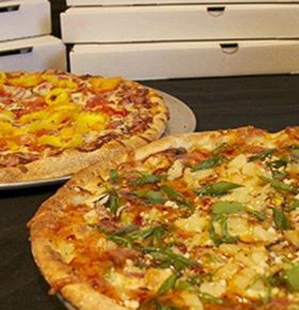 Black Rock Pizza: Unique and delicious pizzas!