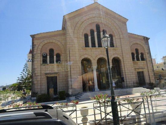 Agios Dionisios (St.Denis) Church: St Denis Church