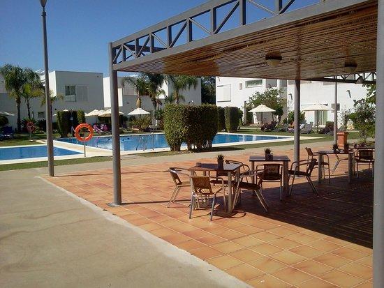 CalaMijas Hotel: Bar La Pergola