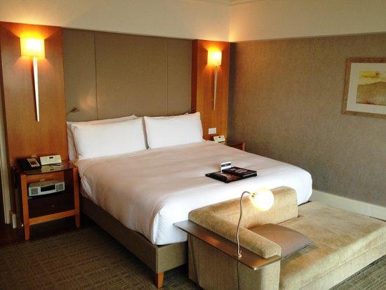 Fairmont Singapore: Room