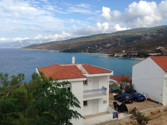 Haris Apartments Armenistis
