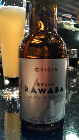 Takara Restaurant : New beer recommendation! Very good, smooth.....