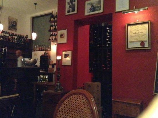 Trabuxu Bistro: Trabuxu winebar