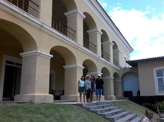 Espaco Cultural Casa das Onze Janelas: casa da 11 janelas