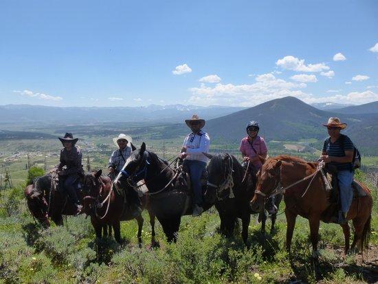 Sombrero Stables at Snow Mountain Ranch: linda foto
