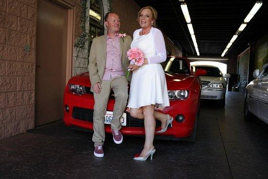 Vegas Weddings: Vegas Wedding Drive Thru