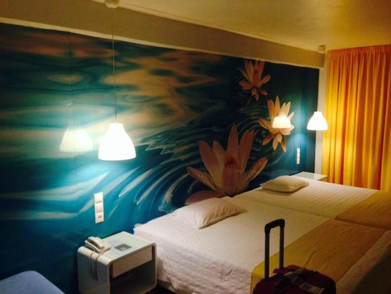 Filoxenia Hotel: our room