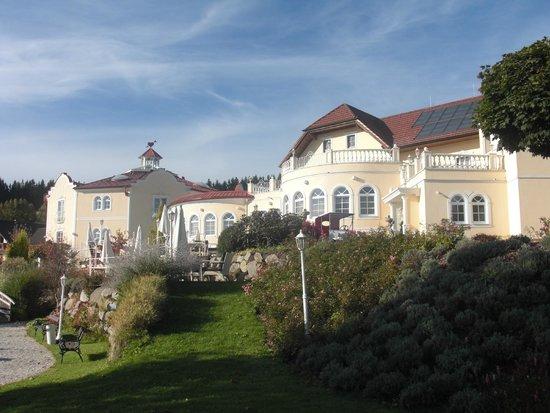 Hotel Bergergut: Außenansicht