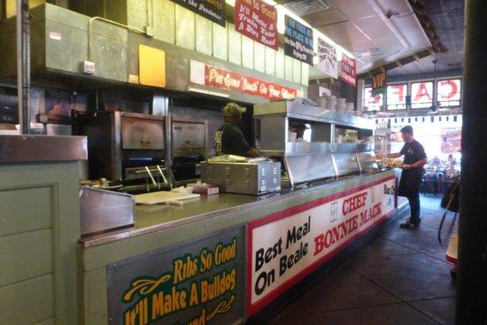 Blues City Cafe: resto