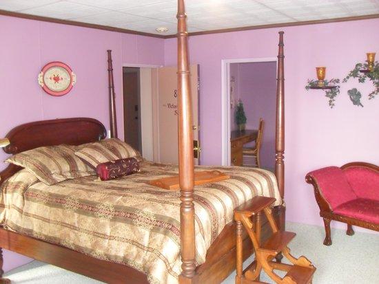 Hotel Stebbins : Victorian Suite