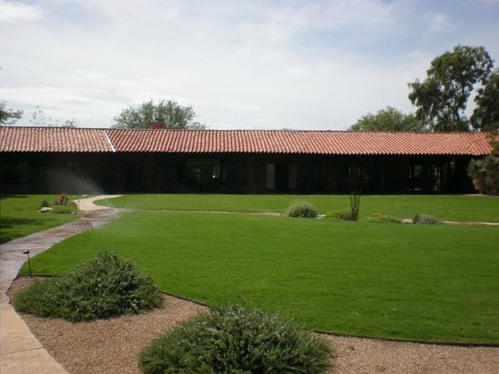 The Inns at El Rancho Merlita: View of main house