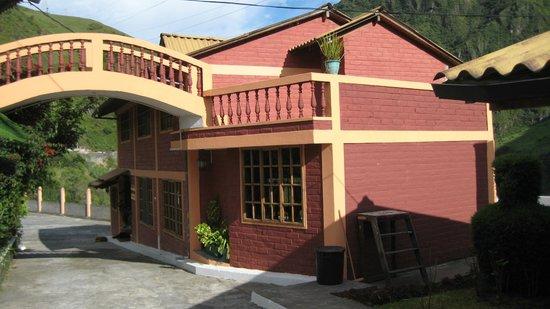 Hosteria agoyan spa desde ba os ecuador - Hoteles en banos ecuador ...