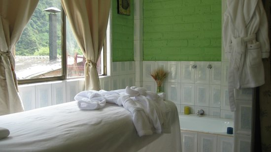 Hosteria Agoyan Spa: Masaje room