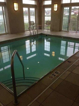 Atlantic Beach Hotel: Indoor pool