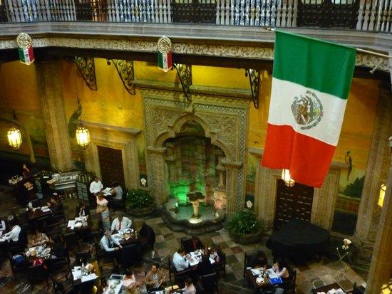 Restaurante Da Casa De Azulejos Foto De Sanborns De Los