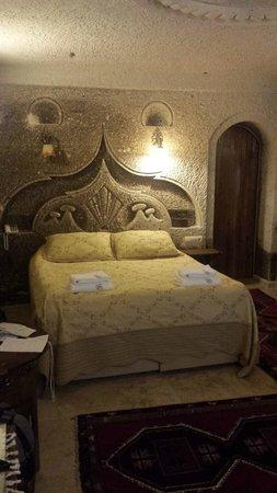 Safran Cave Hotel : Foto do quarto