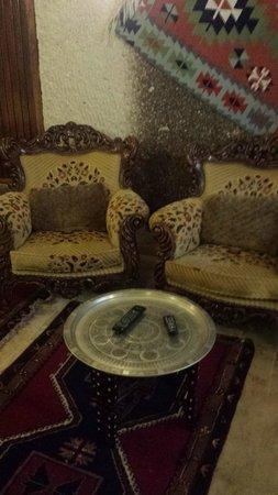 Safran Cave Hotel: Foto do quarto