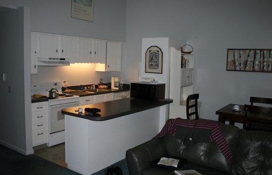 Fawn Valley Inn: Kitchen area