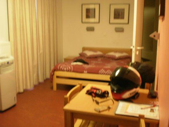 Hotel Le Marintan : chambre 206