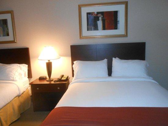 Holiday Inn Express Hotel & Suites Freeport: Camera