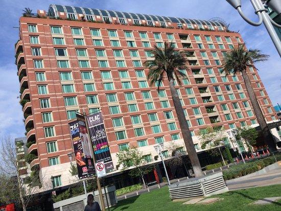 The Ritz-Carlton, Santiago: foto externa do hotel