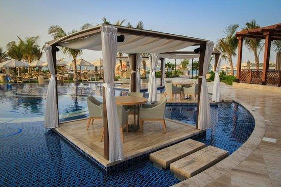 Pool Cabanas Picture Of Waldorf Astoria Dubai Palm Jumeirah Dubai