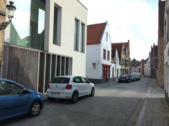 B&B 't Walleke: street