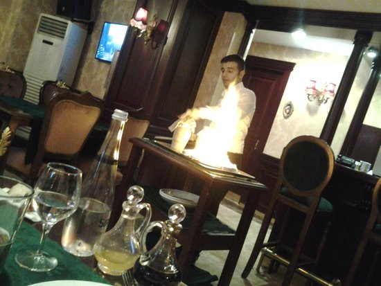Harem Restaurant : spettacolo