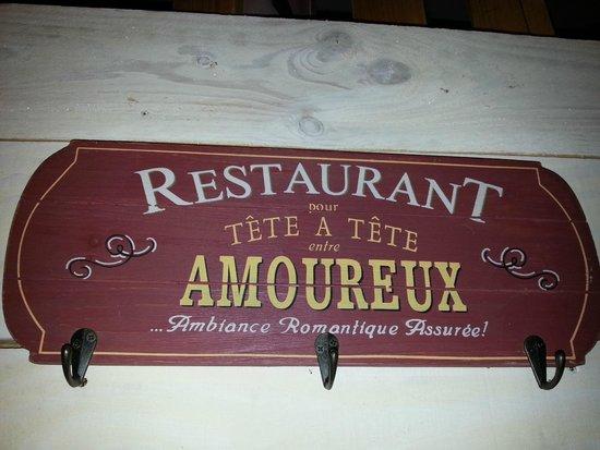 Gratentour, France: C est vrai une bonne ambiance un patron super sympa une qualité de plat irréprochable un petit r