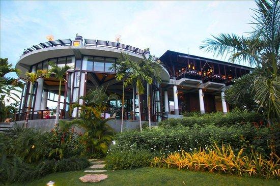 Ban's Diving Resort : Hotel Restaurant
