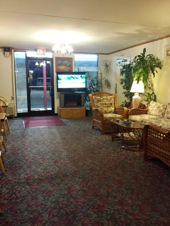 Red Roof Inn Hillsville : Lobby