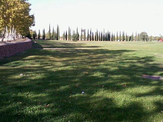 Gozada de pradera picture of parque ciudad de mayari - Parque oeste alcorcon ...