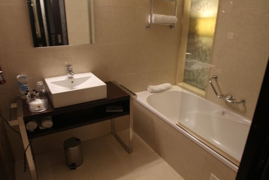 Axis Porto Business & Spa Hotel: salle de bain