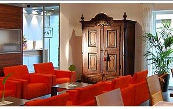 Hotel Tanzer: nella hall