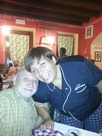 Fra Pappina : Alessandra maestro di cerimonie